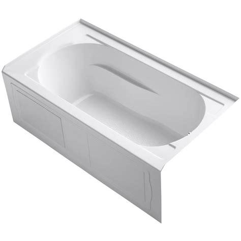 bootz maui bathtub bootz industries maui 5 ft right drain soaking tub in