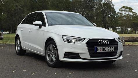 Audi A3 Fsi by Audi A3 Sportback 1 0 Tfsi 2017 Review Carsguide