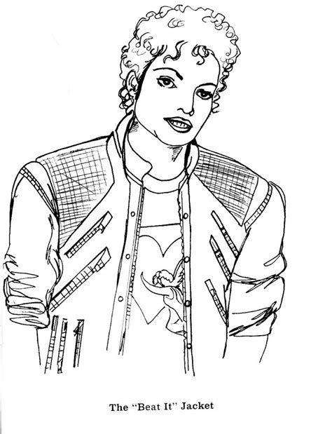 michael jackson coloring pages page 15 michael jackson coloring book