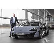 McLaren Automotive Almost Doubled Their Sales In 2016