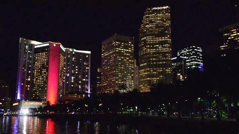 Intercontinental Hotel Miami Led Lights Youtube Led Lights Miami