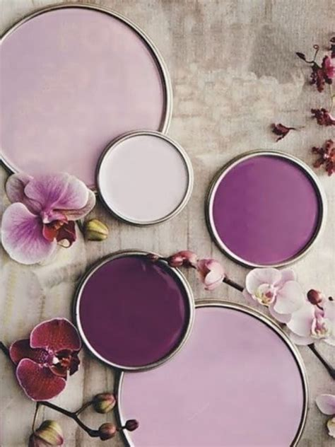 freshen up your home with pantone s color of the year radiant orchid