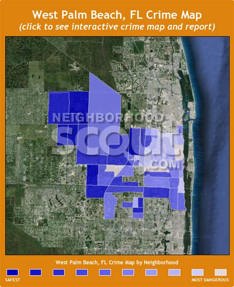west palm florida map west palm crime rates and statistics neighborhoodscout