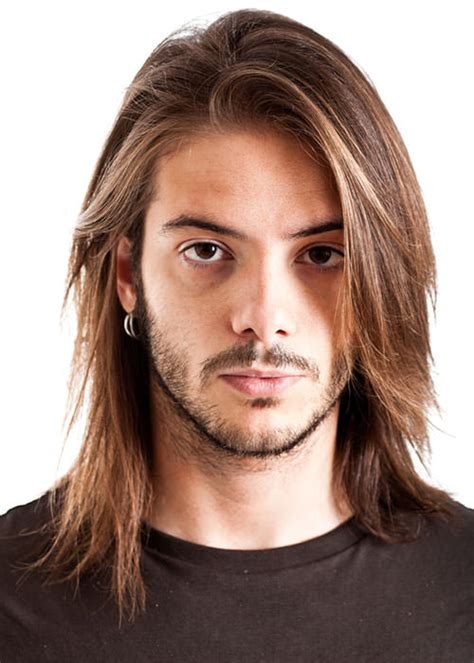 rock hair cuts for guys 25 cool long hairstyles for men rock star hair star