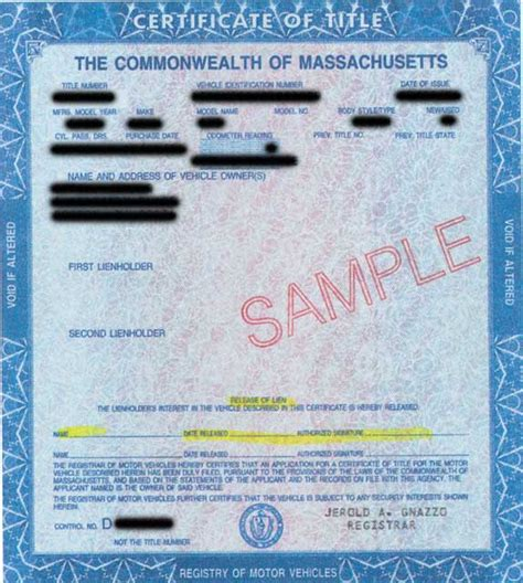 boat registration numbers in massachusetts title information for vehicle donation in massachusetts