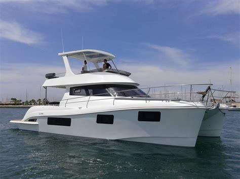 catamaran a vendre espagne flash cat 43 s en valence catamarans moteur d occasion