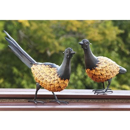 garden decoration clearance pheasants garden decoration clearance outlet