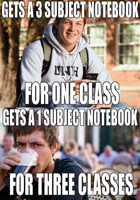 Freshman Memes - college freshman vs senior imgur