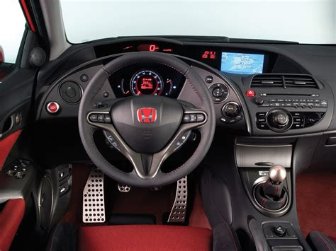 Honda Civic Interior by 2007 Honda Civic Type R Interior 1920x1440 Wallpaper
