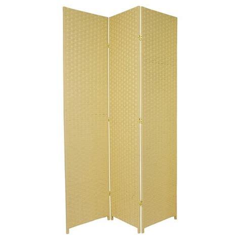 room dividers cheap target 7 ft woven fiber room divider 3 panels target