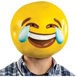 Emoji Mask Tears Of Joy Emoji Mask Www Kotulas Com Free Shipping