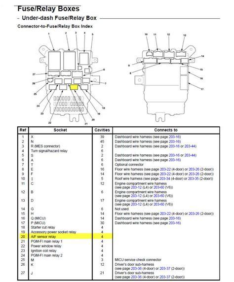 2005 honda accord oxygen sensor location o2 sensor problem honda accord forum honda accord