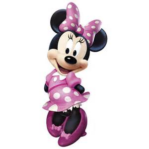 Minnie Mouse Wall Stickers pics photos minnie mouse giant wall decal