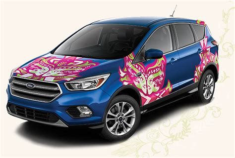 Free Entry Sweepstakes 2017 - win a 2017 ford escape free samples