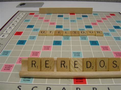what is scrabbling scrabble anyone