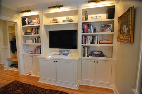 houzz built in bookcases built in bookcases traditional living room portland