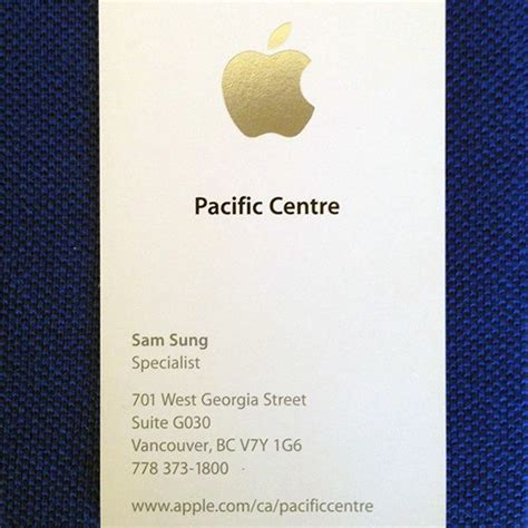 how to make business cards on a mac apple specialist sam sung is selling his last business