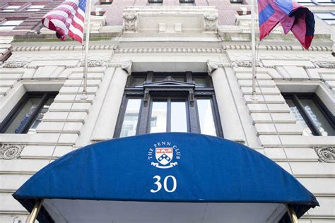 York Mba Requirements by New York City Penn Club Information Session Wharton