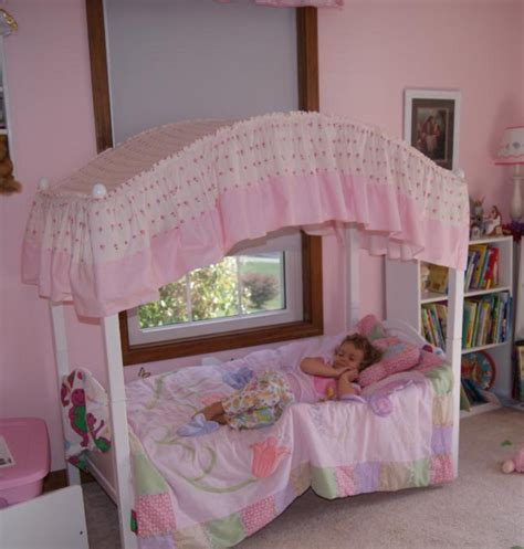 Canopy Toddler Beds For by S Bedroom Decorating Ideas And Adorable Girly