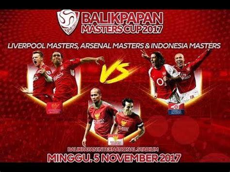 arsenal indonesia streaming live streaming trofeo timnas indonesia vs liverpool vs