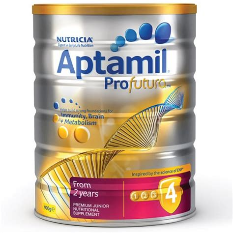 e protein aptamil aptamil profutura 4 junior nutritional supplement 900g