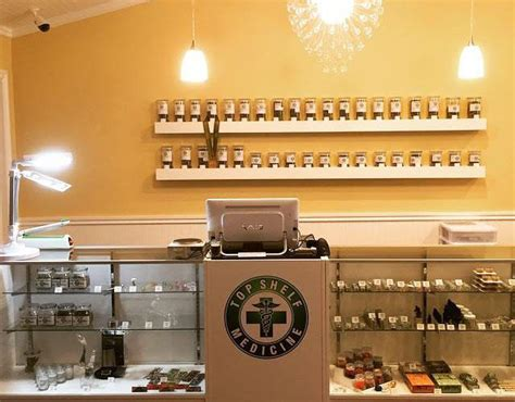 Top Shelf Dispensary by Pot Shops In Bend Are Only Recreational Option East Of The