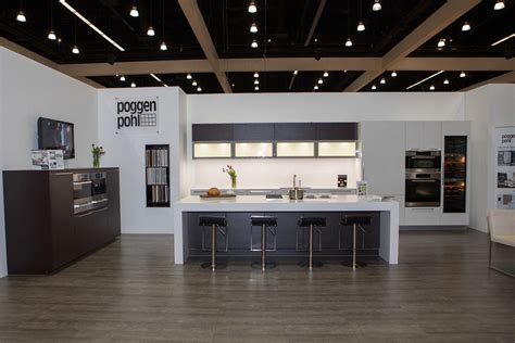 show kitchen designs cosentino usa poggenpohl to display at dwell on design