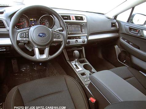 subaru touring interior 2016 outback interior photographs and images