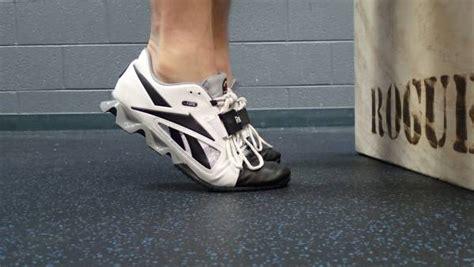 reebok squat shoes product review reebok crossfit lifter breaking