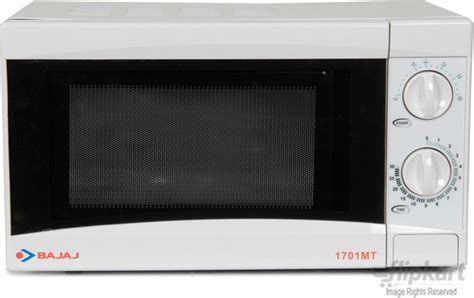 Bajaj 17 L Solo Microwave Oven 1701MT Price in India