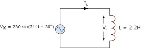 measuring current through an inductor ac inductance and inductive reactance in an ac circuit