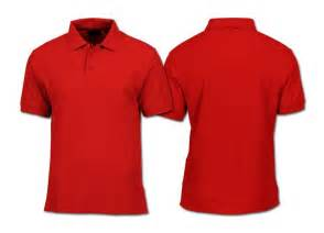 polo shirt template front and back gembel keren mock up polo shirt template