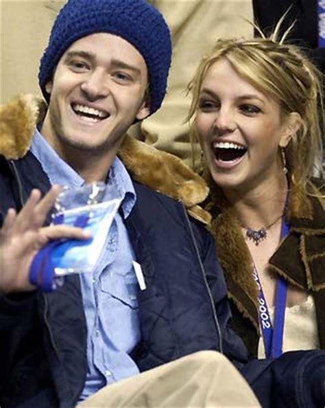 Britneys Trying To Call Justin by Justin Timberlake Calls Just Some