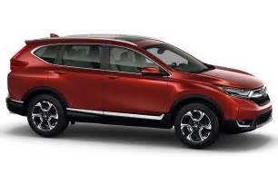 Honda Cr V Pictures 2017 Honda Cr V Look Review Motor Trend