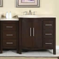 Exclusive kimberly 54 quot single bathroom vanity set amp reviews wayfair