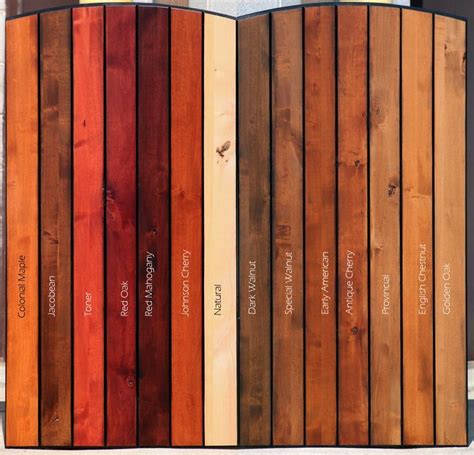 stained wood colors 25 best ideas about deck stain colors on deck