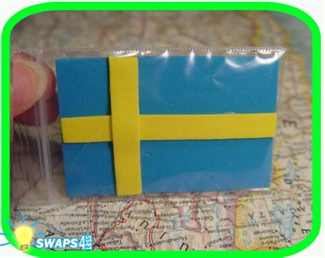 sweden scouts flag of sweden scout swaps craft kit swaps4less