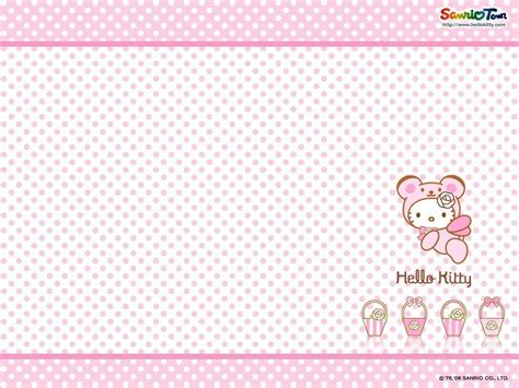 hello kitty themes pc free download hello kitty backgrounds for desktop wallpaper cave