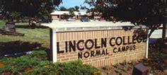 lincoln college normal lincoln college normal bloomington normal illinois