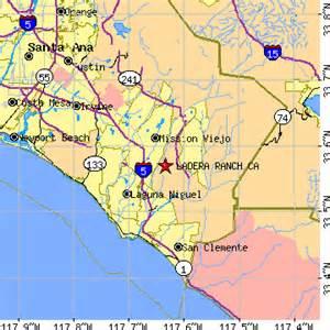 ladera ranch california map ladera ranch california ca population data races