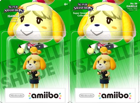 animal crossing amiibo card template custom amiibo box template smash brothers by