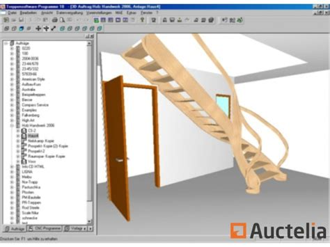 staircase design software stair design software cad software compass trappensoftware cad nd
