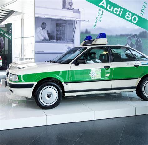 audi museum sonderschau razzia audi museum ingolstadt zeigt