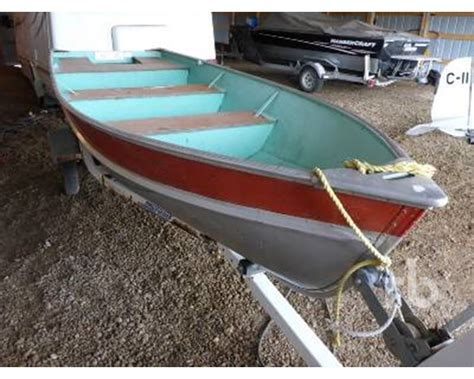 14 ft fishing boat for sale 14 ft aluminum boat and trailer boats for sale autos post