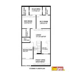 home map design free layout plan in india house plan for 25 by 52 plot plot size 144 square yards house plan