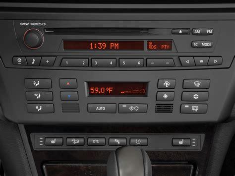 radio interior 2008 bmw x3 radio interior photo automotive