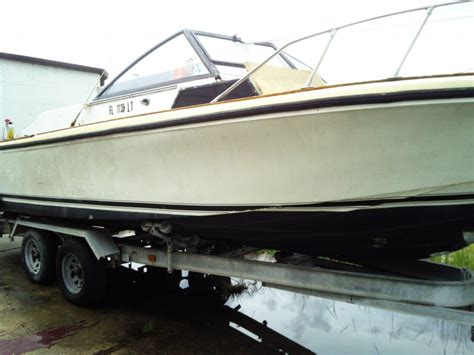 22 Ft Cuddy Cabin Boats For Sale by 22 Ft Cuddy Cabin With Galvanized Trailer Florida Nroth