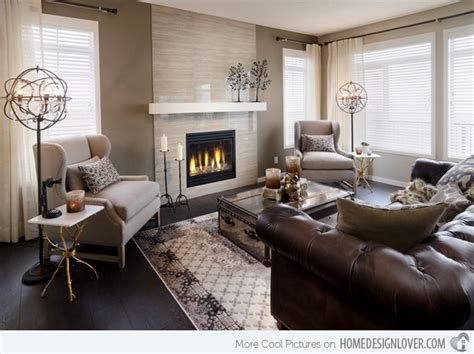 Living Room Arrangements Around Fireplace 20 Gorgeous Living Room Furniture Arrangements