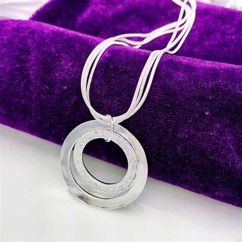 925 sterling silver plated scrub hoop earring