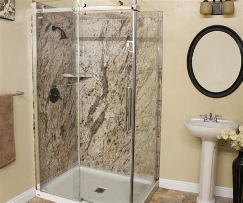 bathroom walls materials are shower wall panels cheaper than tile 7 factors you